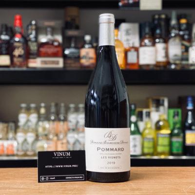 VINUM - Domaine Bourgogne-Devaux Les Vignots 2019