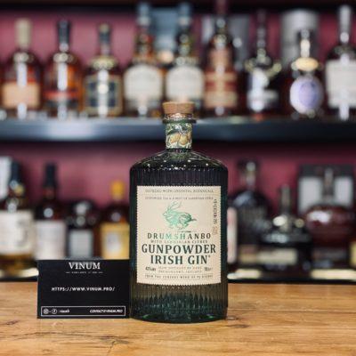 VINUM - Drumshanbo Gunpowder Gin Sardinian Citrus